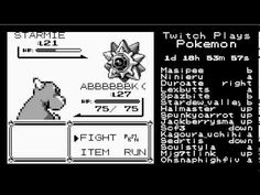 Looking Back At The Phenomenon Of 'Twitch Plays Pokemon' : CULTURE : Tech Times