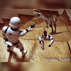 """⭐️The Adventures of Trooper Finn ⭐️ Part 38 Mission on CR - Island  -- """" I hate DINOSAURS """"---.  🔻🔻🔻🔻🔻🆒🆓🆕🔻🔻🔻🔻🔻🔻 🔻🔻🔻🔻🔻🔺🔺🔺🔻🔻🔻🔻🔻🔻  # #gaygeek   #manunotje #stormtrooper  #johnboyega #starwarstheforceawakens #starwarstoys #brotime #toyfigure #toy #trooper #toys   #finnjakku  #toystory #finn #trooperfinn #trooperstory #starwarsart #starwarsfigure #geektime #starwarsfans #geeklife  #theReasonOfNoAndNeverIsToBelieveInWhat?"""