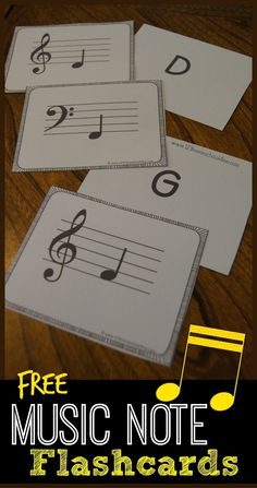 FREE+Music+Note+Flashcards+-+such+a+great+tool+in+helping+kids+gain+fluency+while+learning+music+theory+for+music+education%2C+playing+piano%2C+learning+and+instrument+and+more.jpg (844×1600)