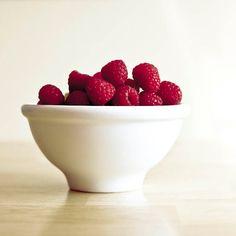 Food photography Print, Raspberry, minimalist, red white wall decor, Still life Kitchen Print, Modern decor on Etsy, $15.00