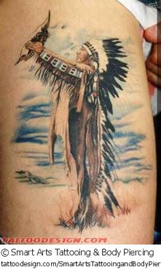 TATTOO PIC OF THE DAY! Check out this awesome tattoo design from Smart Arts Tattooing & Body Piercing at TattooDesign.com!