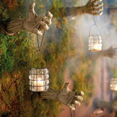 We all know that Halloween decor is versatile and can easily stay up all year round. so here's a list of some great new options that are available in stores