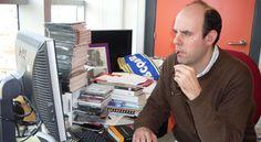 Jordi Basté. http://ca.wikipedia.org/wiki/Jordi_Bast%C3%A9_i_Duran