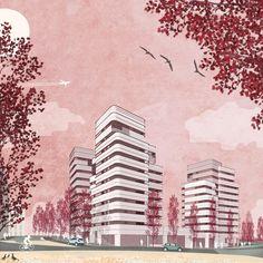 Centro Técnico en Rixheim por MFA Architects. | METALOCUS