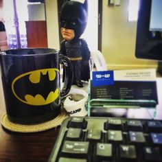 Even Batman needs coffee!  #batman #coffee #picoftheday #photooftheday #photo  #followme #follow #runningthedream #instagood #me #smile #follow #photooftheday #tbt #beautiful #happy #instadaily #food #swag #amazing #fashion #igers #fun #summer #instalike #bestoftheday #smile #friends #instamood