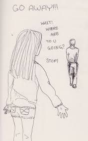 1000+ Images About Breakup On Pinterest   Love Sketch Sketches And Search