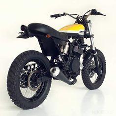 Bali Suzuki DR650
