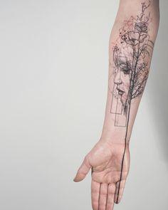 """5,918 """"Μου αρέσει!"""", 73 σχόλια - Mowgli (@mowgli_artist) στο Instagram: """"'Death is the Road to Awe' by Mowgli  #mowgli #mowgliartist #tattoo #tattoos #tattrx…"""""""