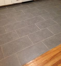 Shop Style Selections Mitte Gray Glazed Porcelain Floor Tile (Common: 12 In  X