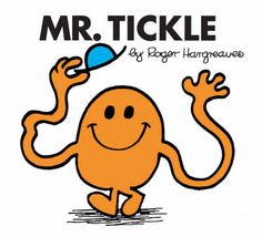 Mr. Tickle by Roger Hargreaves #books #MrMen
