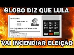 """Globo já vê Lula """"incendiando"""" eleição 2018 """"A opinião do Globo expressa em editorial é a de que Lula vai ficar livre e irá """"incendiar"""" a campanha eleitoral de 2018. Ou seja: o jornal quer prender Lula para ele não governar de novo, não por ter cometido crime. A boa notícia é que até o Globo, que inventou o caso do triplex, já sabe que Lula vai vencer a eleição presidencial de 2018 para desfazer todo esse desastre."""""""