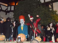 Halloween at Dracula's Castle