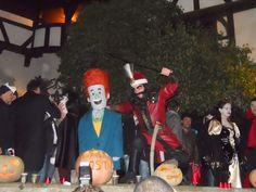 Halloween at Dracula's Castle
