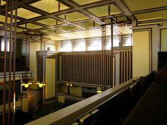 Unity Temple. Oak Park, Illinois. Frank Lloyd Wright. 1905-8