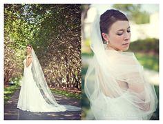 Dallas Arboretum bridal