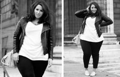 One of the best Curvy style bloggers out there!