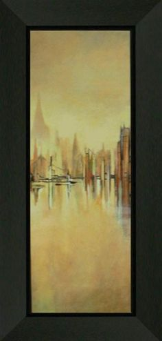 Metropolitan Afternoon III   Abstract   Framed Art   Wall Decor   Art   Pictures   Home Decor