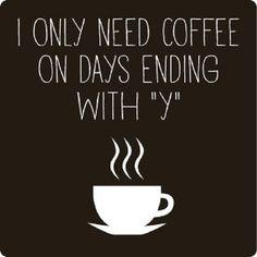 Saturday is a good a day as any I say... #CoffeeExcuses #CoffeeBreak #CaffeineFix #caffeine #zabucoffee #weneedcoffee #welovecoffee #coffeetime #caffeinekick #coffeelovers #FreshCoffee #freshlyroasted #coffeeaddict #itstheweekend
