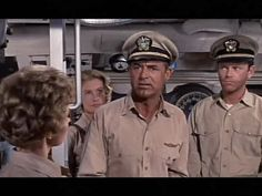 """""""We just sunk a TRUCK!"""" ~ Lieutenant Commander Sherman to his crew (1959) OPERATION PETTICOAT"""