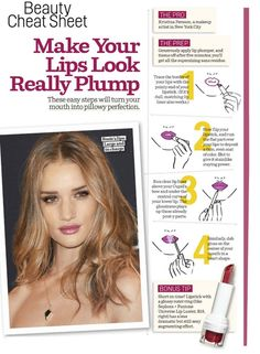 At Home Lip Plumper