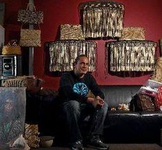 Karl Leonard, Te Awara artist, is off to the US on a residency gig in Washington. His grandmother, Ranginui Parewahawaha Leonard, still wove at 100 Maori Art, Weaving, Arts And Crafts, Entertaining, Washington, Feels, Artists, Loom Weaving, Crocheting