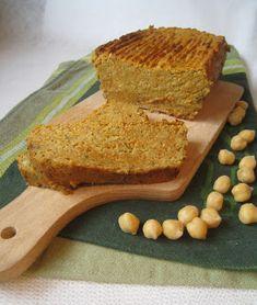 Szybkie gotowanie: Pasztet z ciecierzycy bez jajek (wegański)