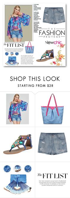 """""""Newchic 14"""" by dilruha ❤ liked on Polyvore"""