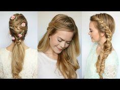 3 Spring Hairstyles | Missy Sue