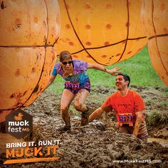 MuckFest MS - MuckFest MS @anianianiowens