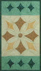 Cathedral Window Sample Gallery | Quilt Patterns & Blocks | Angie's Bits 'n Pieces