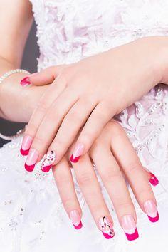 Amazing Wedding Nails