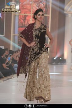 Sobia Nazir Dresses Collection 2016-2017 Telenor Bridal Couture Week (13)