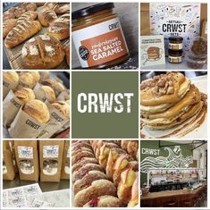 We are jumping up and down with joy here! Seriously excited get our teeth into (geddit?) our upcoming project, working with CRWST, local artisan bakery, cafe and producer of award-winning salted caramel sauce! The Crwst team have been busy raising funds for scrubs for the NHS with their 'Stay at Home-Bake at Home' kits, how wonderful are they?   We're looking forward to getting stuck in, developing thorough brand guidelines and content and collaborating with the fabulous United Studios to… Salted Caramel Sauce, Bakery Cafe, Brand Guidelines, Raising, Scrubs, Teeth, Sausage, Studios, Artisan