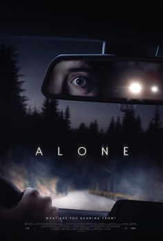 Alone (2020) A recently widowed traveler is kidnapped by a cold blooded killer, only to escape into the wilderness where she is forced to battle against the elements as her pursuer closes in on her.