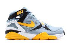 NIKE AIR TRAINER MAX '91 (STONE GREY/YELLOW/BLACK) | Sneaker Freaker