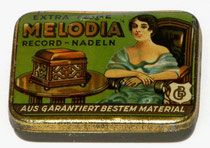 Accessories, Parts Shop For Cheap Alte Nadeldose F Grammophon Nadeln Blechdose Vintage Needle Tin Gramophone