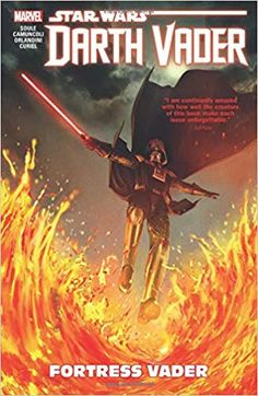 """Read """"Star Wars Darth Vader: Dark Lord Of The Sith Vol. 4 - Fortress Vader"""" by Charles Soule available from Rakuten Kobo. Collecting Darth Vader Continuing the imperious rise of the Dark Lord! A Jedi makes a desperate deal. Darth Vader, Vader Star Wars, Got Books, Books To Read, Lord Sith, Star Wars Dark, Space Opera, The Wicked The Divine, Sketches"""