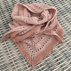 Ravelry: No-fuss shade-loving Shawl pattern by Susan Ashcroft