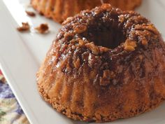 Cinnamon-sugar coffee cake.