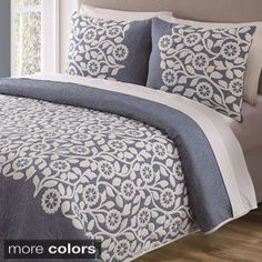 Fashion Bedding - Overstock™ Discount Bedding Store - Online Deals On Luxury Floral, Stripe, Geometric & Animal Print Bedding