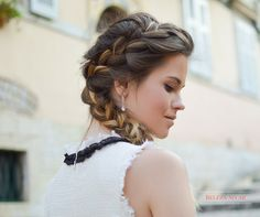 Braids are biggest hair trend. From the milkmaid to the fishtail, here are 10 tutorials to show you how to braid. How To Get Thick, Big Hair, Fishtail, Hair Trends, Braided Hairstyles, Braids, Hair Styles, Tutorials, Fashion