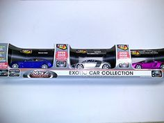 MSZ 3 Pack Exotic cars Collection (Maserati Ghibli, Audi R8 GT, and Laborghini Aventador LP700-4 Roadster) -- Awesome products selected by Anna Churchill
