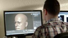 Dan Roarty's Realistic 3D Portraits. Character artist Dan Roarty walks us through the process of creating one of his hyperrealistic 3D portr...