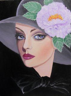 a very lovely lady by dian bernardo