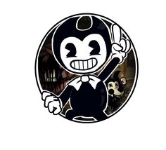 Bendy Stiker/Bendy and the ink machine by Miu-Chan16 on DeviantArt