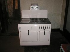 Chambers Gas Ranges,