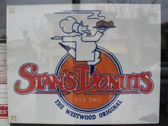Stan's Donuts, 10948 Weyburn Avenue, Westwood Village, Los Angeles