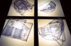Bohyun Yoon- Transparency and x-ray! Sculpture, Artist, Artwork, Projects, Bags, Design, Log Projects, Handbags, Work Of Art