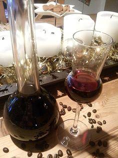 Adventslikör #DIY #Likör #drinks #Weihnachten