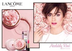 Lancome Spring 2017 Absolutely Rose Collection